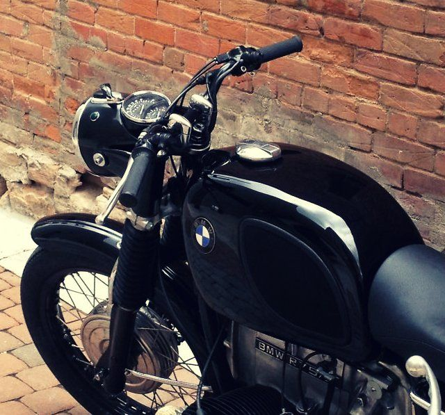 17 Best Images About My Bike 1972 BMW 750 75/5 On