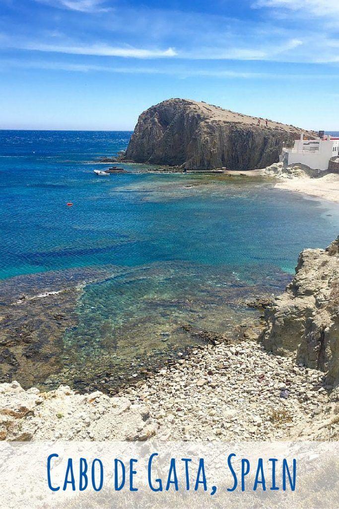 Andalucía S Secret The Beaches Of Cabo De Gata Migrating Miss San Jose Almeria Costa De Almeria Cabo De Gata Almeria