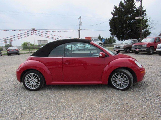 Cars for Sale: Used 2007 Volkswagen Beetle Convertible w/ Package 1 for sale in BONHAM, TX 75418: Convertible Details - 451285046 - Autotrader