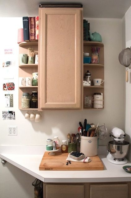How To Organize A Small Kitchen Great Ideas Pinterest