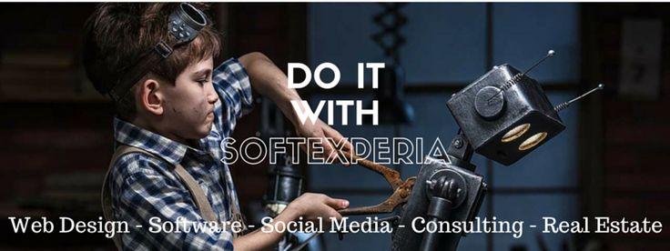 Αναζητούμε, δοκιμάζουμε και βρίσκουμε λύσεις.  Web Design - Φιλοξενία & Κατασκευή Ιστοσελίδων  Ανάπτυξη Λογισμικού - Κοινωνικά Δίκτυα - Συμβουλευτική - Real Estate  www.softexperia.com  #business #approach #προσέγγιση #μεθοδολογία #methology #softexperia #webdesign #software #marketing #consulting #socialmedia #realestate #hosting #domainname #φιλοξενία