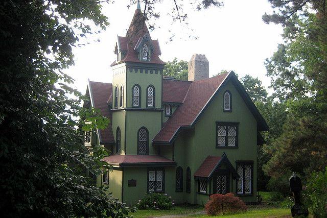 NYC - Staten Island - New Brighton: W. S. Pendleton House by wallyg, via Flickr