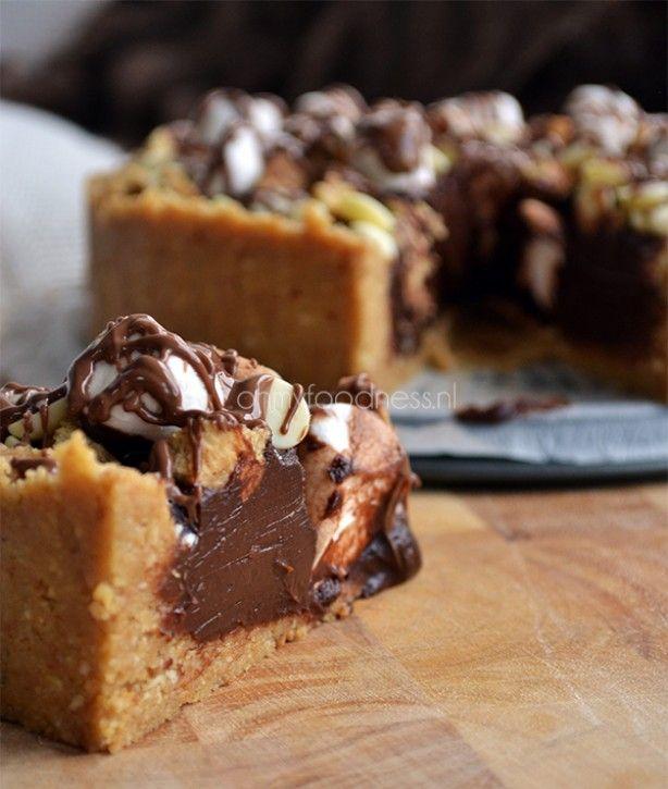makkelijke, lekkere taart