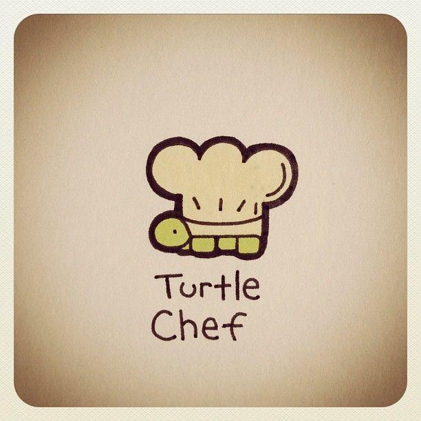 Turtle Chef #turtleadayjune - @turtlewayne- #webstagram