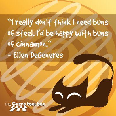 Ellen DeGeneres #chefstoolbox
