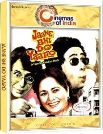 Buy Jaane Bhi Do Yaaro movie DVD at www.greatdealworld.com