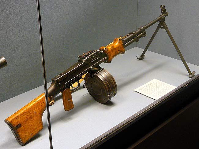 best light machine gun
