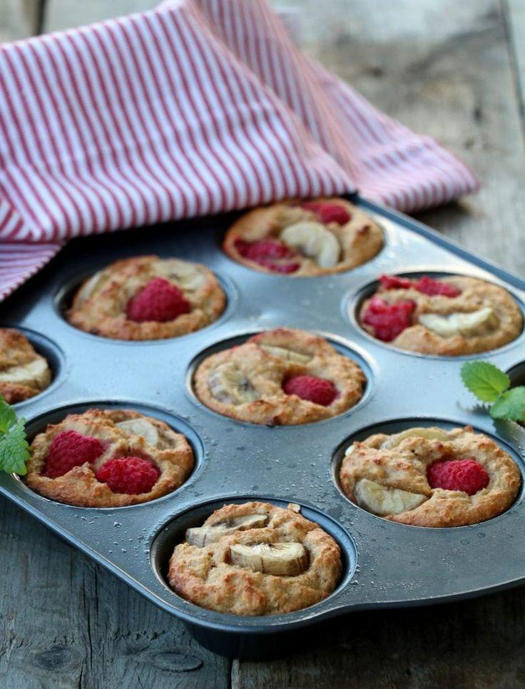 Bærmuffins