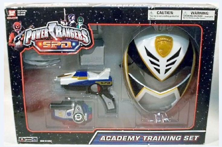 Power Rangers Space Patrol Delta SPD Morpher Blasters Set + Mask NEW VERY RARE. $89.99