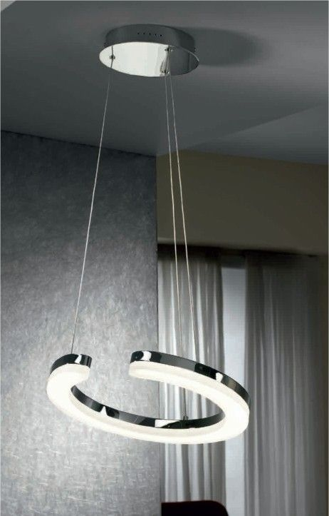 Modern LED Pendantperfect For A Minimalistic Home
