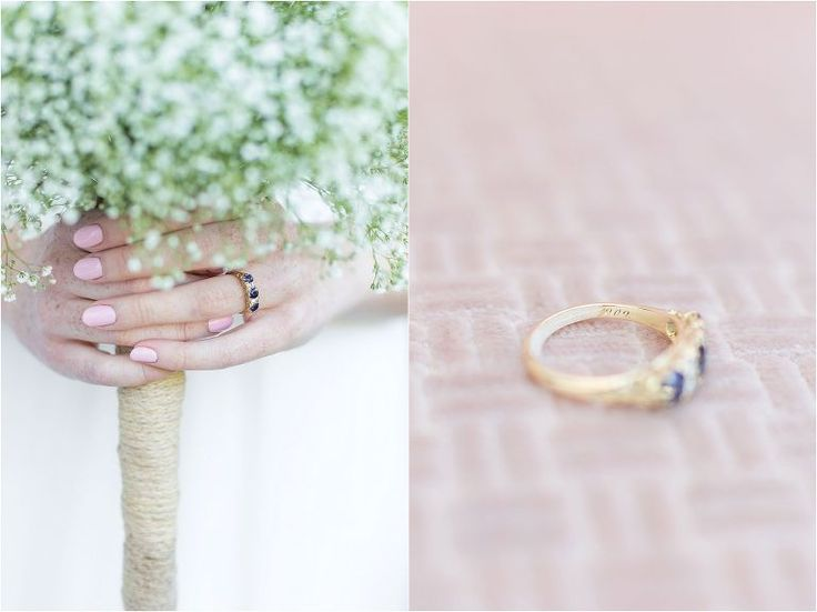 Vintage antique wedding ring 1909 | Wedding | Wolfkloof Wine Estate | Robertson - Alexandra Graham Photography