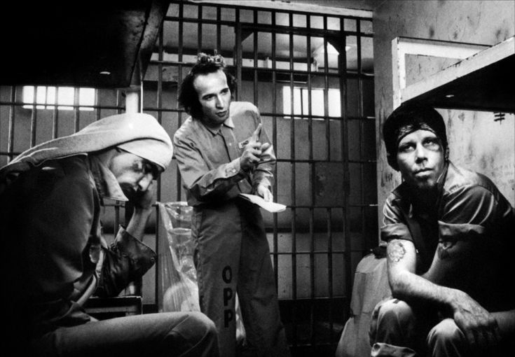 """""""Down by law"""" jim jarmusch. Jarmusch can do no wrong."""