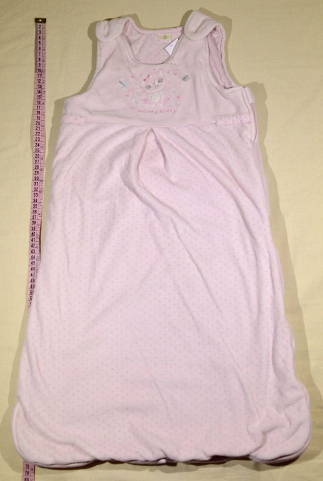 890 Ft.    Zsák - rózsaszín, cicás, bélelt (Bhs)