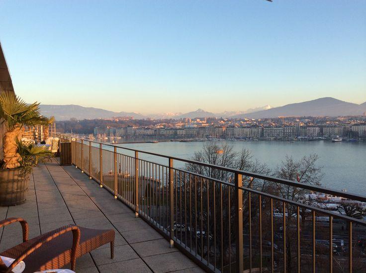 Terrace at the 7th floor @LeRichemond