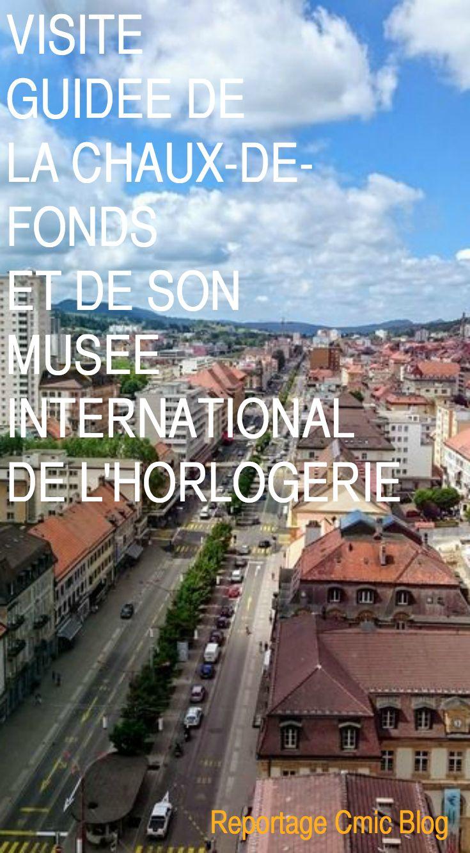 La Chaux-de-Fonds, 3eme ville de Suisse, inscrite au patrimoine mondial de l'UNESCO pour son urbanisme horloger mérite une visite guidée.