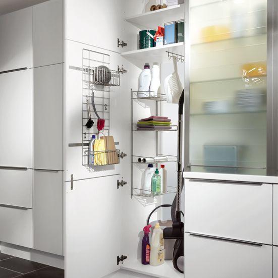 1000 images about mooiebuitenkant slim van binnen on for Cuisine tiroir ou placard