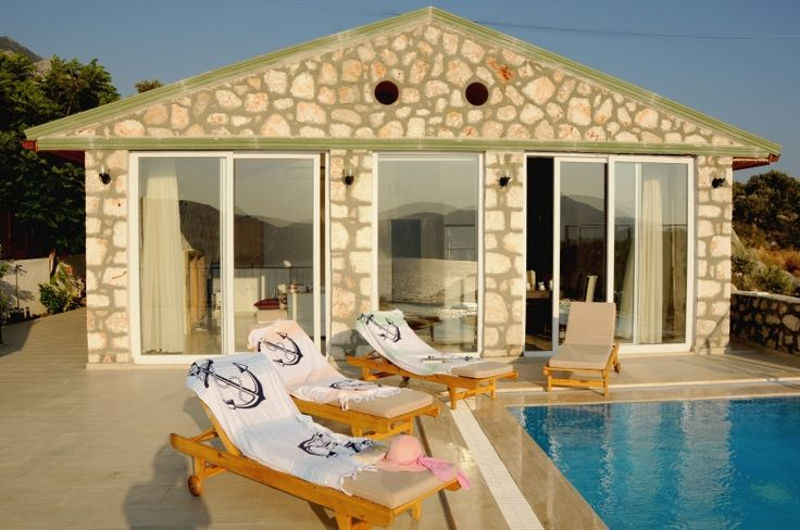 VILLA NARIN STONE, Sevimli Taş Ev.Özel Yüzme Havuzlu.Merkeze ve Sahile Yakın.5 Kişilik.2 En-suite Odalı.Klimalı.#kalkan #balayı #antalya