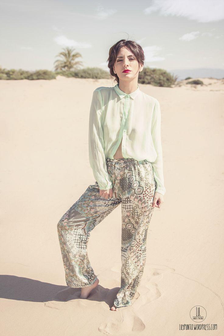 wide pants by Reme Botella Pantalón ancho by Reme Botella