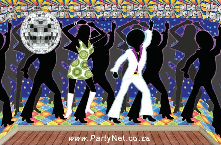 The 37 best images about disco decorations on pinterest for 70s decoration ideas