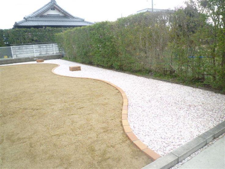 外壁塗り替え&お庭のリフォーム|岩出市S様邸|和歌山|外構 ... 庭砂利
