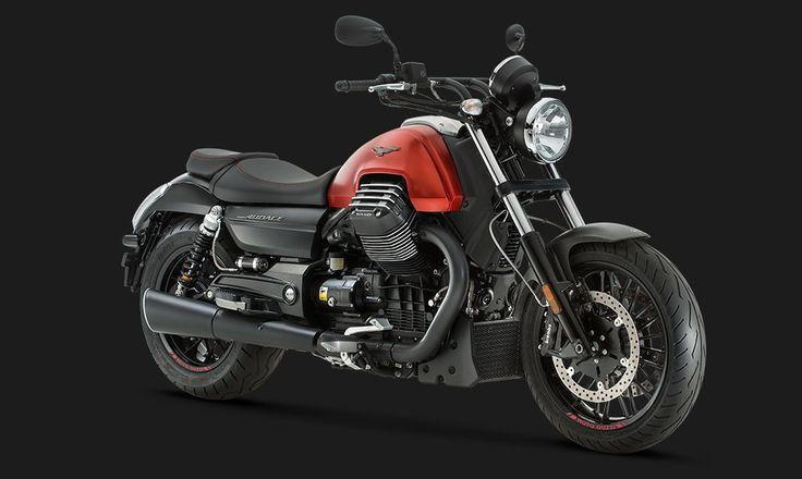 Новый мотоцикл Moto Guzzi Audace
