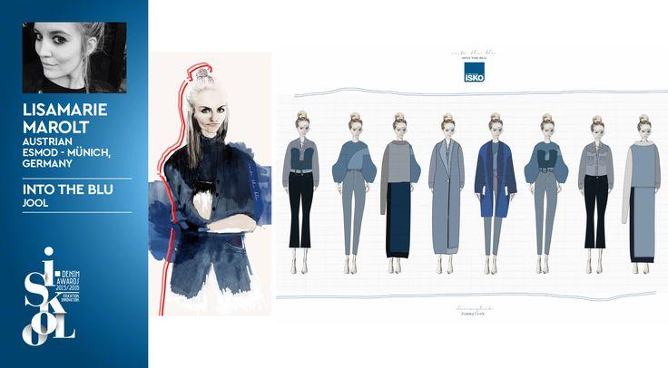 #isko #iskool #denim #project #sketches #denimlovers #designAward #shortlisted #finalist @esmodmunich @mavieu