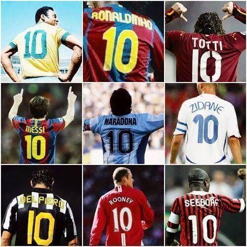 Soccer #the best#the legends#forever number 10