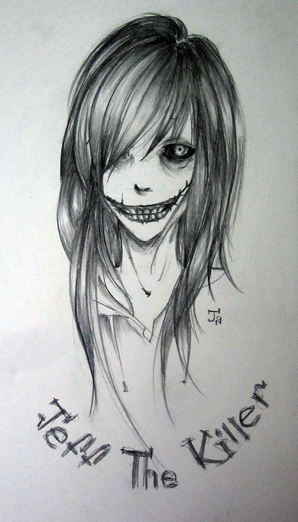 Jeff The Killer by RavenEmowings on DeviantArt