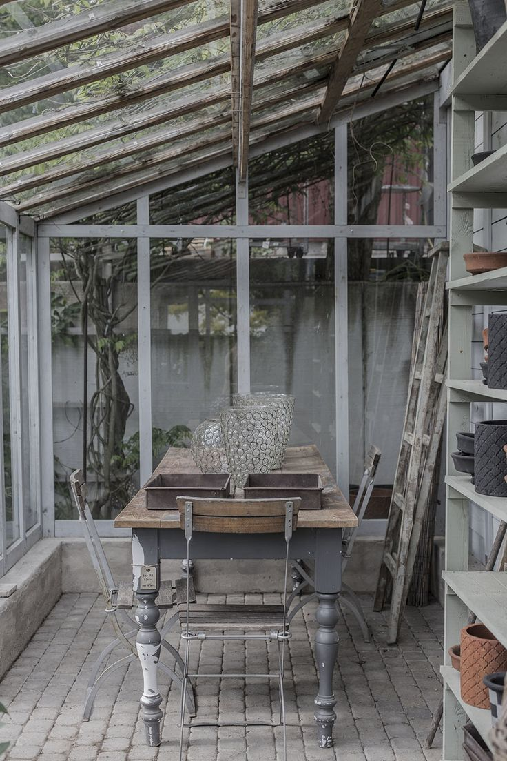 Garden section