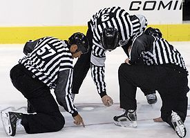 nhl refs are dumbasses logos | Al Messerschmidt/WireImage.com Like the players, NHL referees will ...