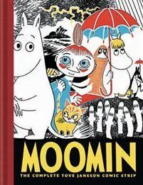 Moomin Book One: The Complete Tove Jansson Comic Strip 14,40e