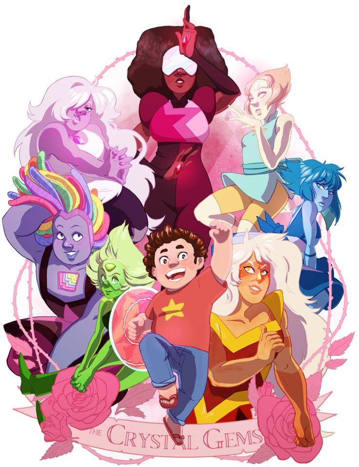 Steven universe,фэндомы,Garnet (SU),SU Персонажи,Pearl (SU),Amethyst (SU),Bismuth,Lapis Lazuli,Peridot,Steven (SU),SU art,Jasper,СПОЙЛЕР