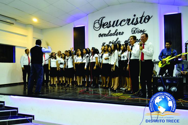 Coro Metropolitano Cúcuta #ipuc #colombia #ipuclasamericas #ipucdistrito13 #pentecostales #pentecostals #choir #coroipuc