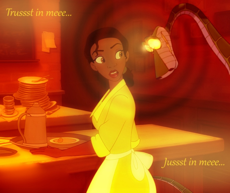 Discover Quotes Wallpapers Tiana And Kaa Part 1 By Scalesandspirals Deviantart Com