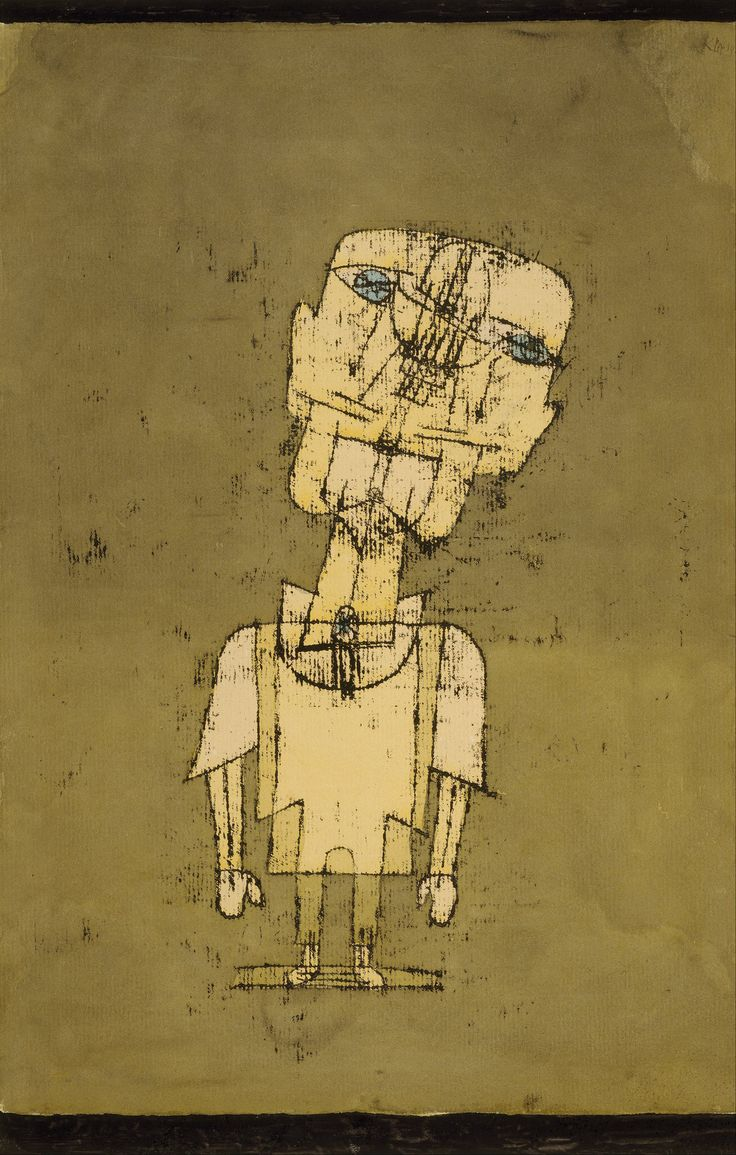 Paul Klee - Ghost Of A Genius. RushWorld loves Klee! Enjoy RushWorld boards, ART A QUIRKY SPOT TO FIND YOURSELF, UNPREDICTABLE WOMEN HAUTE COUTURE, IN YOUR FACE GUERILLA MARKETING and GUESS WHO'S CLEAN AND SOBER. See you at RushWorld on Pinterest! New content daily, always something you'll love!