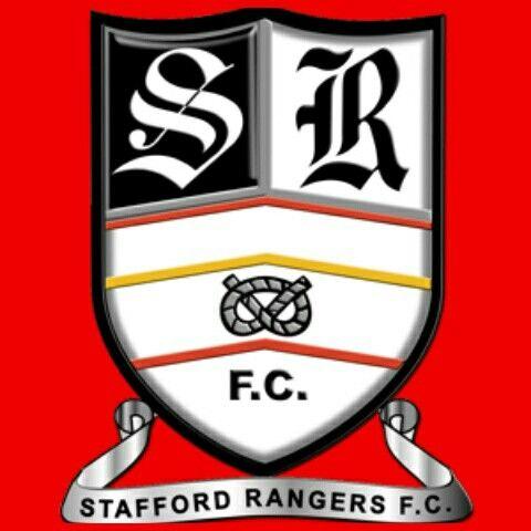 Stafford Rangers crest.