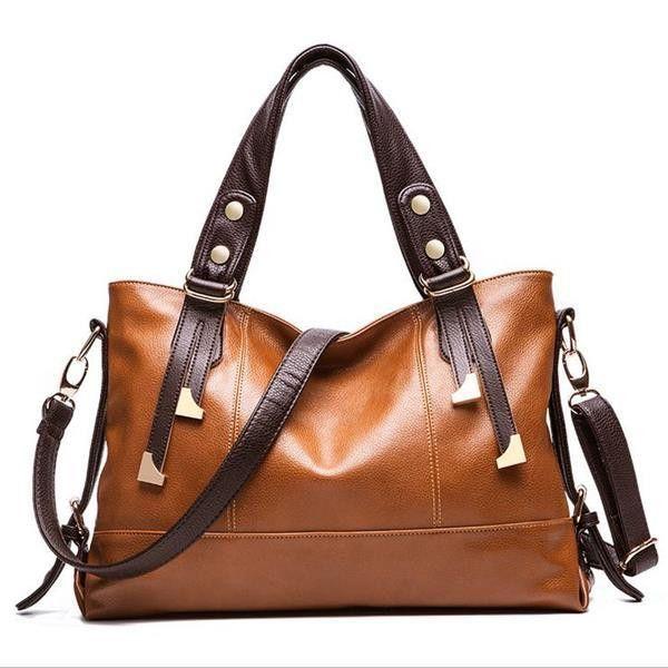 <b>New Women</b> Handbag Genuine Leather <b>Bag</b> Lichee Pattern ...