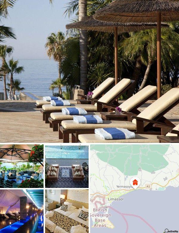 Amathus Beach Hotel (Limassol, Chypre)