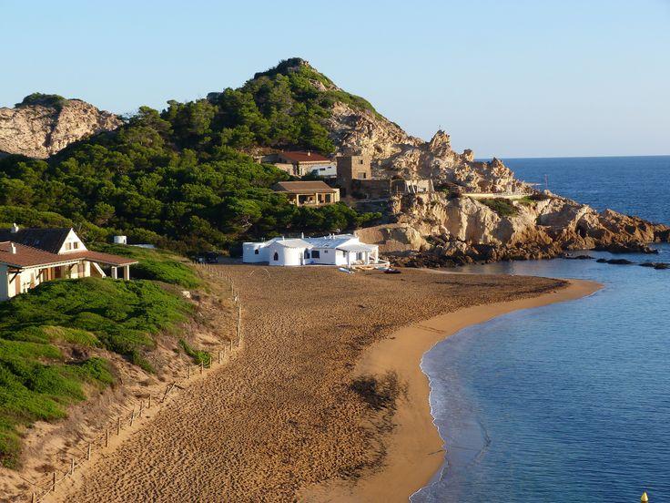 https://flic.kr/p/jhsXBJ | Cala Pregonda | Cala en la costa norte de Menorca, en el término municipal de Es Mercadal.
