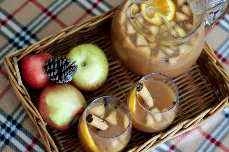 Easy Spiced Apple Cider Recipe. Yummy for Fall or Autumn. Spiced Apple Cider chilled or hot.