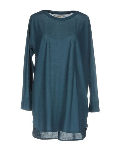 ALPHA STUDIO Women's T-shirt Deep jade 10 US
