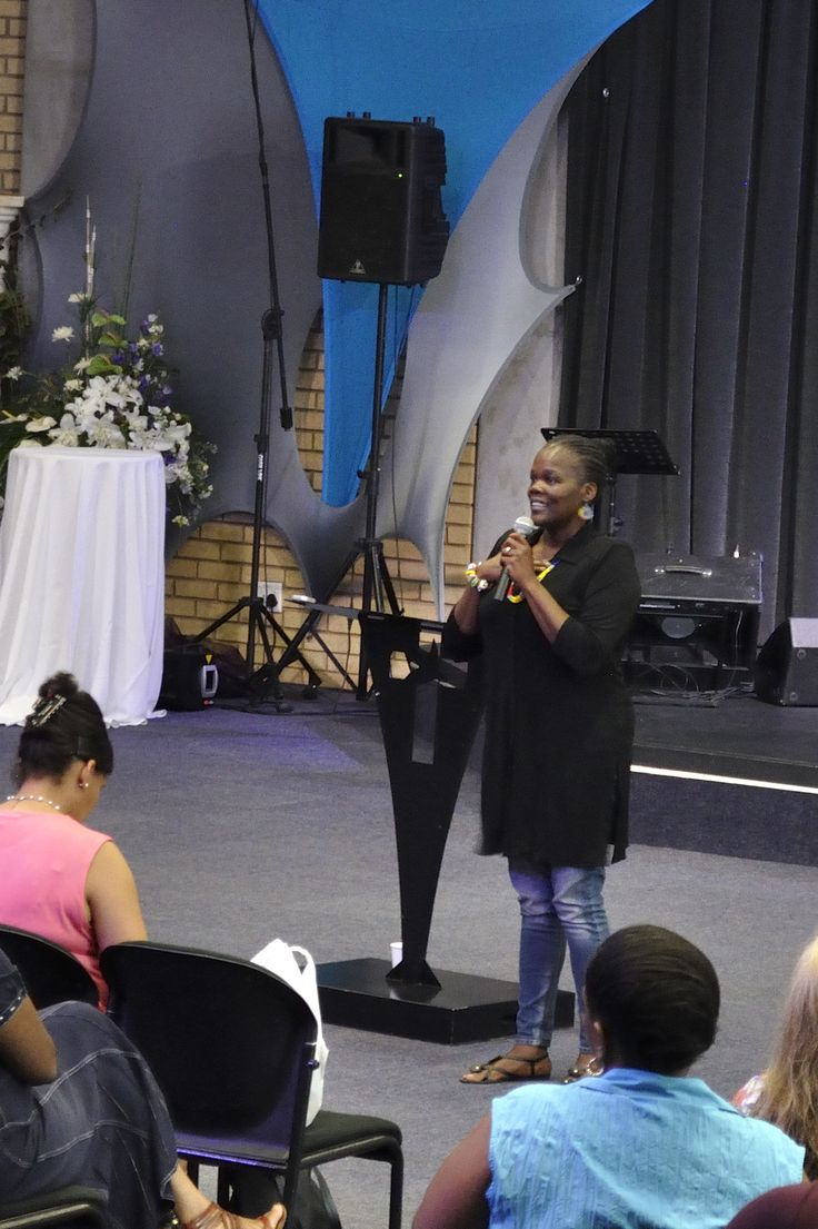 Mmabatho shares on the Word.