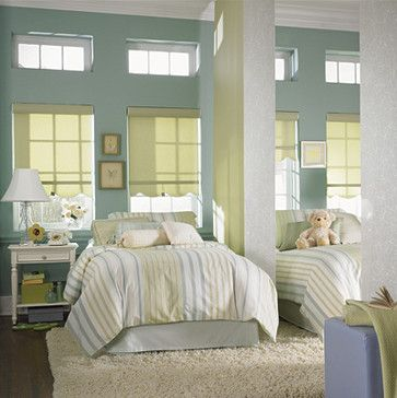 Bali Roller Shades eclectic roller blinds