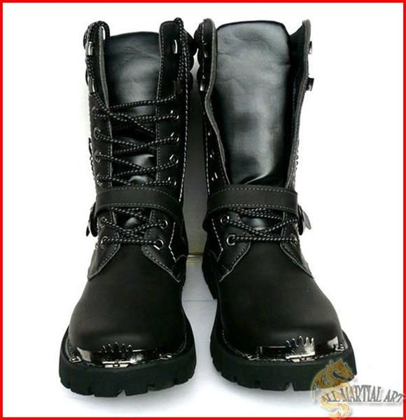 Где купить крутые ботинки в стиле рок