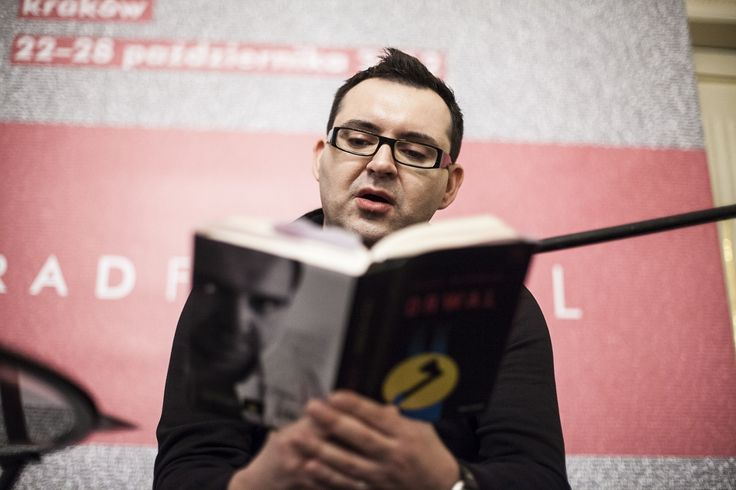 Conrad Festival 2012 - Drwal. Reading. A meeting with Michał Witkowski - pic. Michał Ramus www.michalramus.com