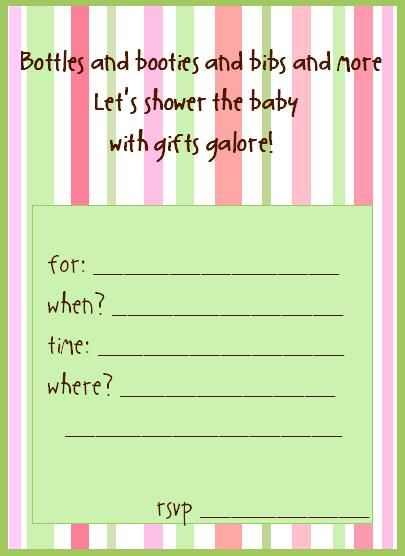 2324 best Baby Shower Invitation Ideas images on Pinterest - baby shower invitation templates for microsoft word