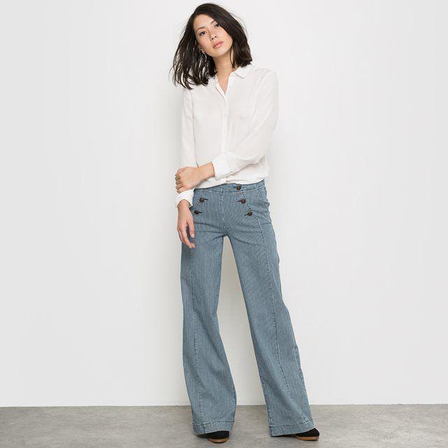 Pantalon à pont - à réaliser en short