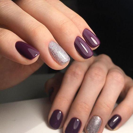 Best Gel Nails Colors Designs 2018 Updated Beauty Pinterest