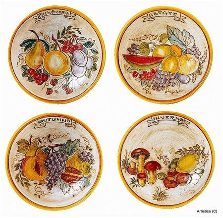 24 best Italian Ceramics images on Pinterest | Italian pottery ...