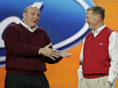 How Ford's Alan Mulally Already Tried To Fix Microsoft - Business Insider